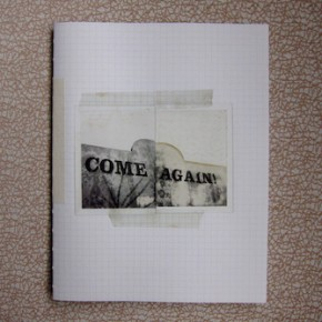 《Come Again》— Robert Frank