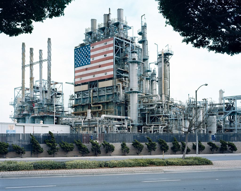 Mitch Epstein, BP Carson Refinery, California, 2007