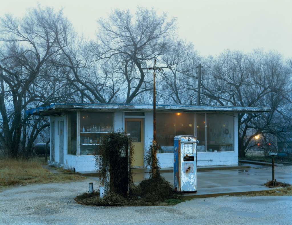 Mitch Epstein, Snyder, Texas, 2005