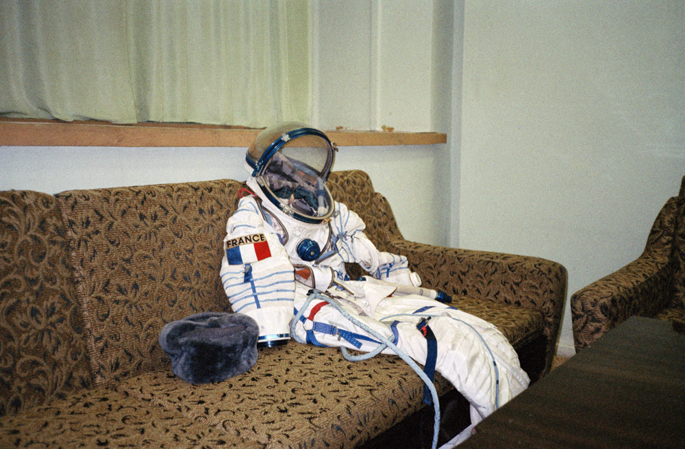 Star City, Cosmonaut Training Center, Moscow Russia, 1998